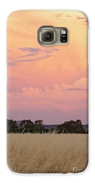 Galaxy S6 Case featuring the photograph Christmas Eve In Australia by Linda Lees