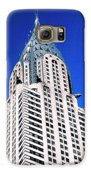 Chrysler Building Galaxy S6 Case