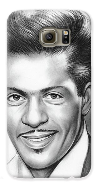 Rock And Roll Galaxy S6 Case - Chuck Berry by Greg Joens