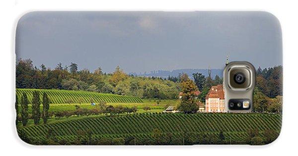 Church Birnau Lake Constance In Great Landscape Galaxy S6 Case