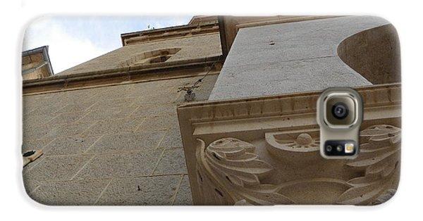 Detail Galaxy S6 Case - Church Facade Detail by Vineta Marinovic