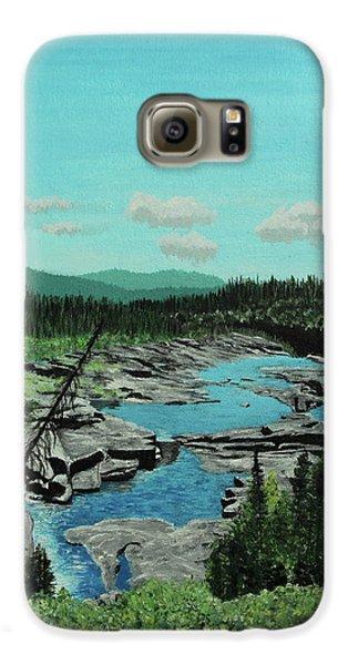 Churchill River Galaxy S6 Case