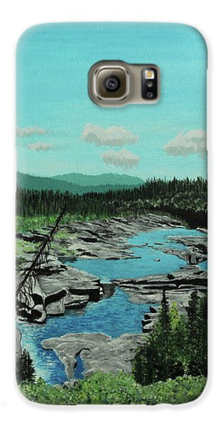 Churchill River Galaxy S6 Case