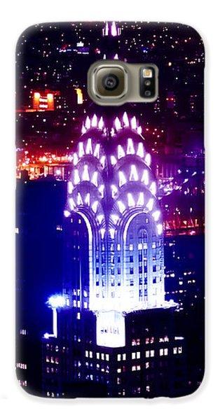 Chyrsler Lights Galaxy S6 Case