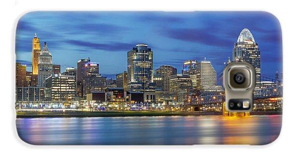 Cincinnati, Ohio Galaxy S6 Case