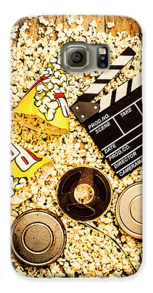 Cinema Of Entertainment Galaxy S6 Case