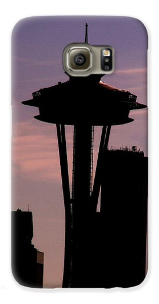 City Needle Galaxy S6 Case by Tim Allen