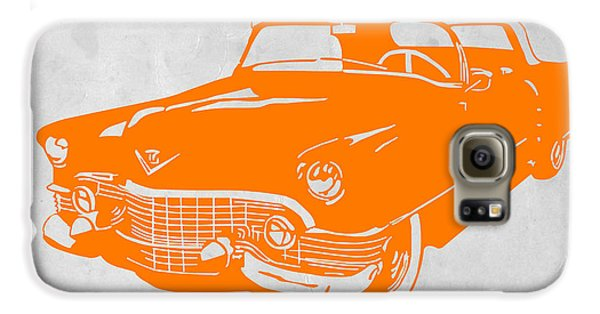 Beetle Galaxy S6 Case - Classic Chevy by Naxart Studio