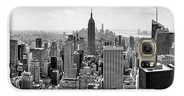 Classic New York  Galaxy S6 Case