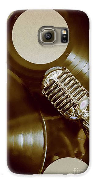 Classic Rock N Roll Galaxy S6 Case