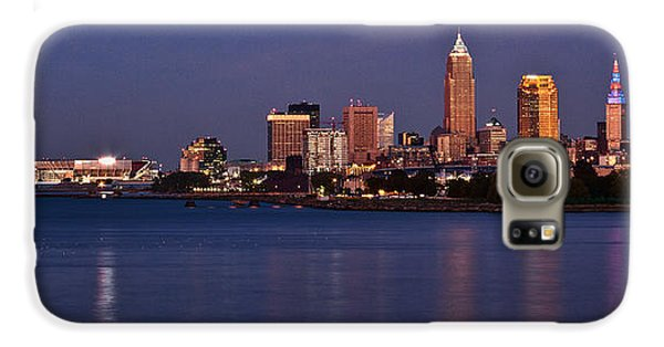 Cleveland Ohio Galaxy S6 Case