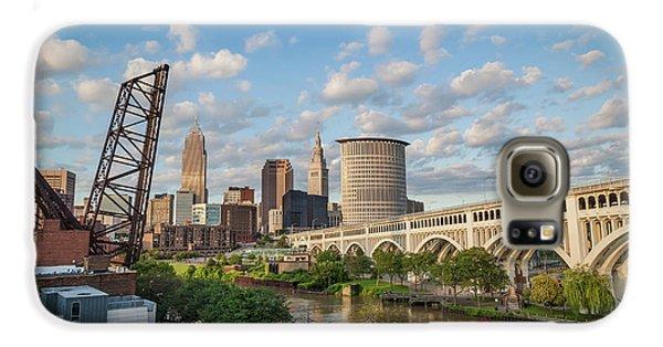 Cleveland Skyline Vista Galaxy S6 Case