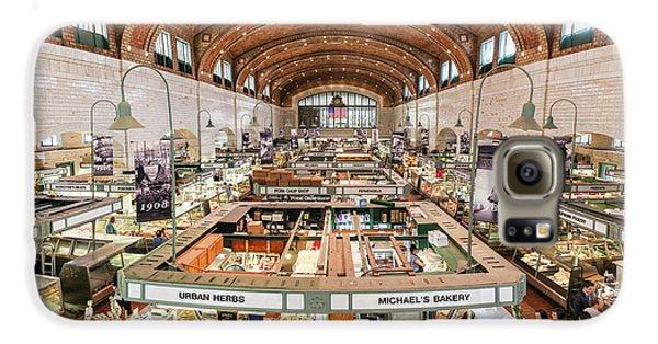 Cleveland Westside Market  Galaxy S6 Case
