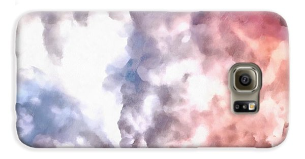 Cloud Sculpting 3 Galaxy S6 Case
