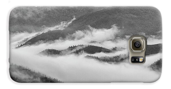 Galaxy S6 Case featuring the photograph Clouds In Valley, Sa Pa, 2014 by Hitendra SINKAR