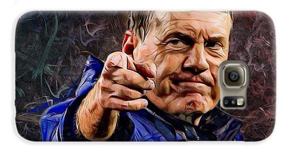 Coach Bill Belichick Galaxy S6 Case