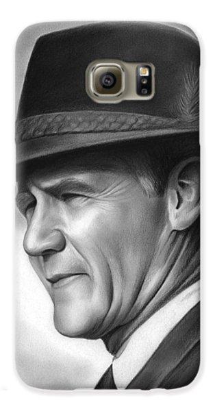 Dallas Galaxy S6 Case - Coach Tom Landry by Greg Joens