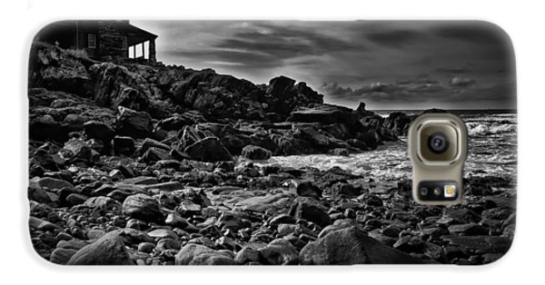 Coastal Home  Kennebunkport Maine Galaxy S6 Case by Bob Orsillo