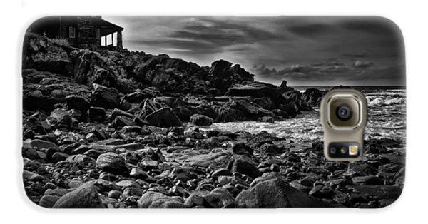 Coastal Home  Kennebunkport Maine Galaxy S6 Case