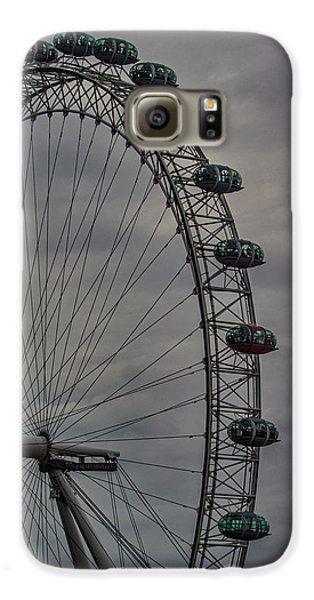 Coca Cola London Eye Galaxy S6 Case by Martin Newman