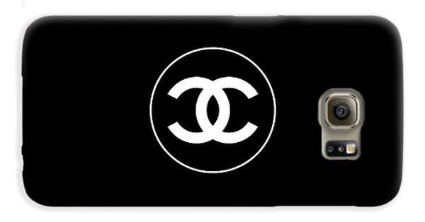 Coco Chanel Galaxy S6 Case by Tres Chic