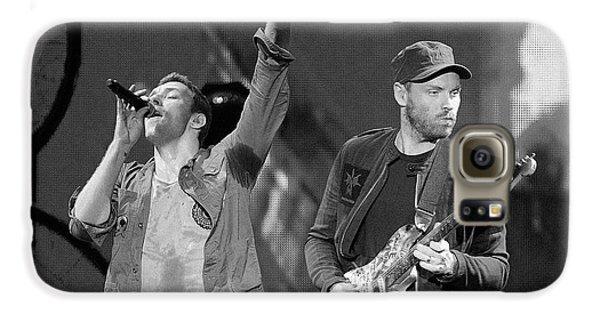 Coldplay 14 Galaxy S6 Case by Rafa Rivas