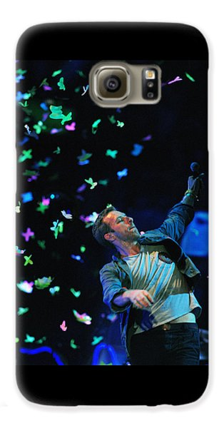 Coldplay1 Galaxy S6 Case