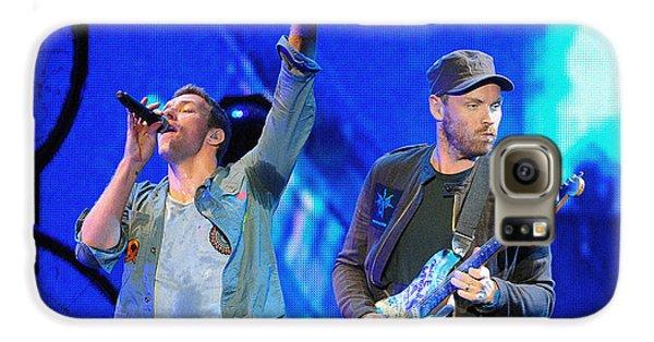 Coldplay6 Galaxy S6 Case by Rafa Rivas