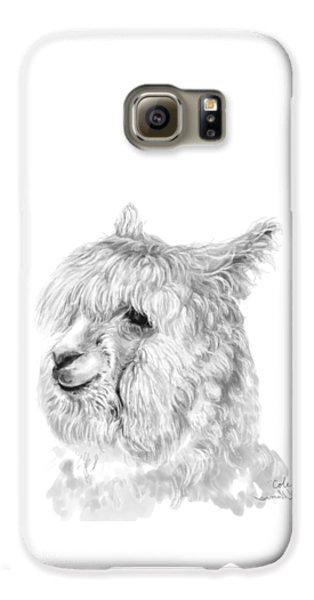 Llama Galaxy S6 Case - Cole by K Llamas