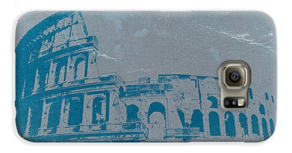 Coliseum Galaxy S6 Case by Naxart Studio