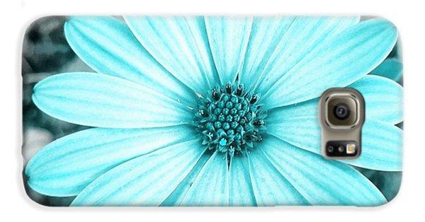 Color Trend Blue Blossom Galaxy S6 Case