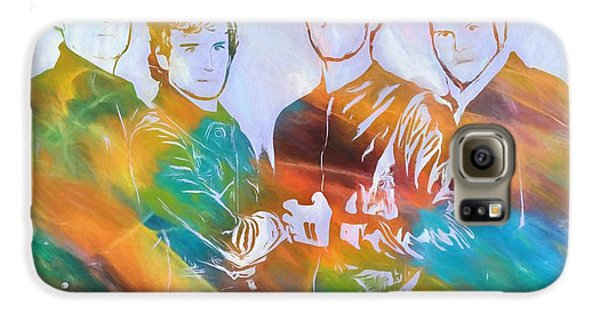 Colorful Coldplay Galaxy S6 Case