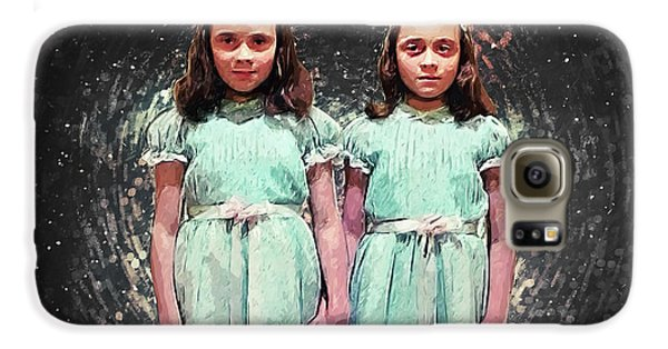 Come Play With Us - The Shining Twins Galaxy S6 Case