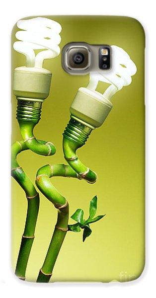 Conceptual Lamps Galaxy S6 Case by Carlos Caetano