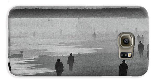 Coney Island Walkers Galaxy S6 Case