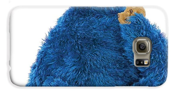 Cookie Monster Galaxy S6 Case
