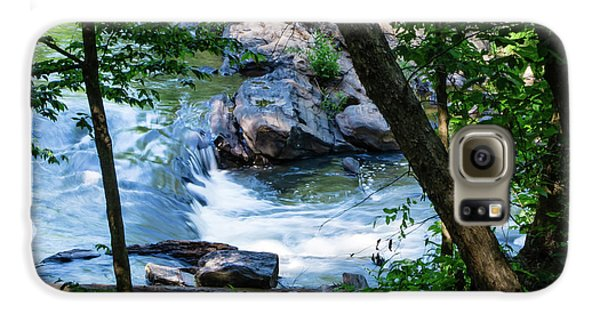 Cool Mountain Stream Galaxy S6 Case