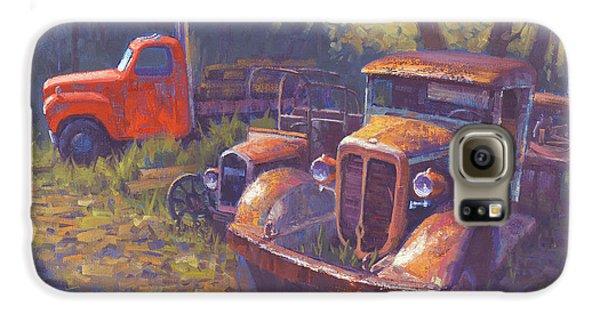 Truck Galaxy S6 Case - Corbitt And Friends by Cody DeLong