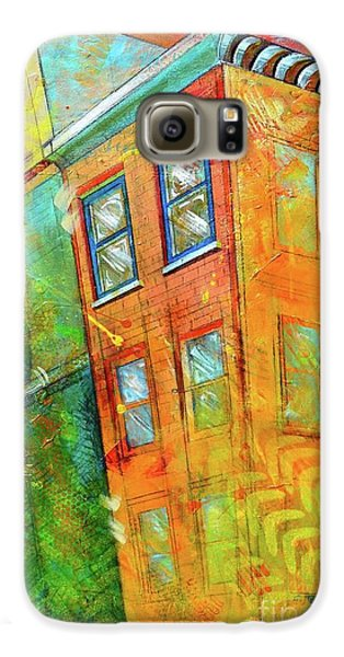 Architecture Galaxy S6 Case - Cornice by Christopher Triner
