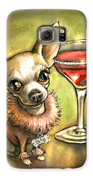 Martini Galaxy S6 Case - Cosmo by Sean ODaniels