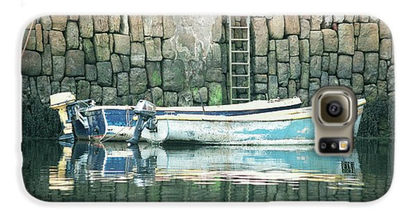 Crail Harbour Galaxy S6 Case