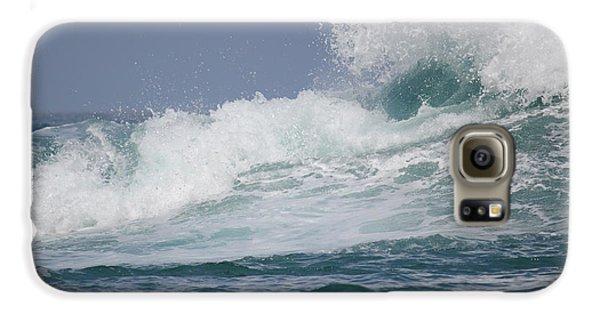 Crashing Waves Galaxy S6 Case
