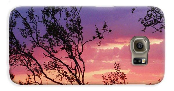 Creosote Sky Galaxy S6 Case