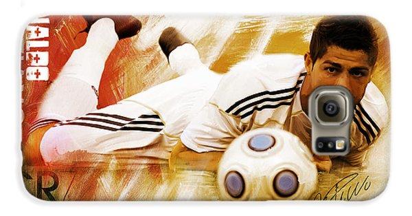 Cristiano Ronaldo 092f Galaxy S6 Case by Gull G