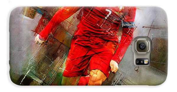 Cristiano Ronaldo  Galaxy S6 Case by Gull G