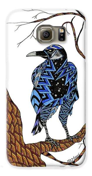 Crow Galaxy S6 Case