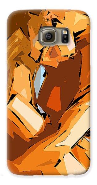 Cubism Series Ix Galaxy S6 Case