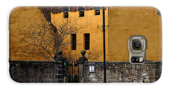 Galaxy S6 Case featuring the photograph Culross by Jeremy Lavender Photography