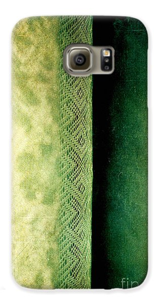 Galaxy S6 Case featuring the photograph Curtain by Silvia Ganora