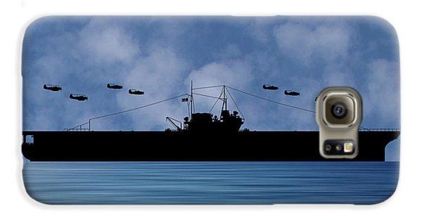 Thomas Jefferson Galaxy S6 Case - Cus Thomas Jefferson 1932 V1 by Smart Aviation